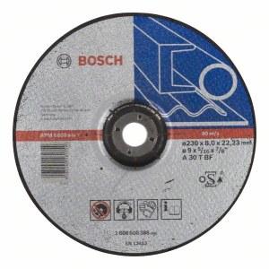 Slīpēšanas disks Bosch A 30 T BF; 230x8 mm