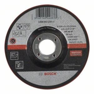 Slīpēšanas disks Bosch WA 46 BF; 125x3 mm