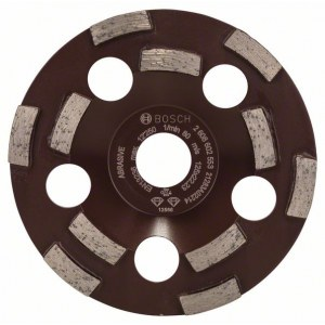 Dimanta slīpēšanas disks Bosch EXPERT FOR ABRASIVE; 125 mm