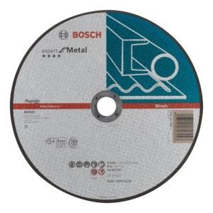 Abrazīvais griešanas disks Bosch Rapido; 230x1,9 mm; 1 gab.