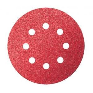 Smilšpapīrs ekscentra slīpmašīnai Best for Wood; 150 mm; K120; 5 gab.
