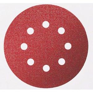 Smilšpapīrs ekscentra slīpmašīnai Expert for Wood; 125 mm; K60/120/240; 6 gab.