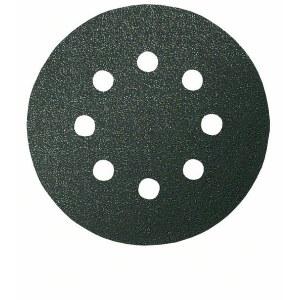 Smilšpapīrs akmens slīpēšanai; Paxgex; Ø 125 mm; K80; 5 gab.
