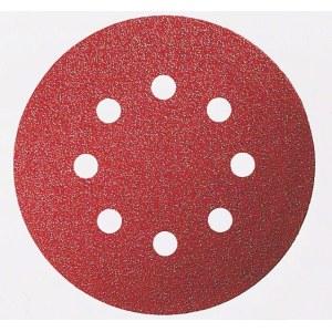 Smilšpapīrs ekscentra slīpmašīnai Expert for Wood; 125 mm; K40; 5 gab.