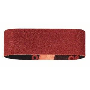 Smilšpapīra lenta lenšu slīpmašīnai Best for Wood; 40x305 mm; K60; 3 gab.
