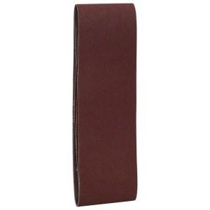 Smilšpapīra lenta lenšu slīpmašīnai Best for Wood; 75x533 mm; K180; 3 gab.