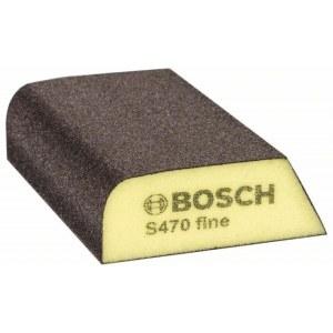 Slīpēšanas švamme Bosch 2608608223; 69x97x26 mm; P240-320