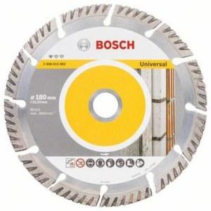 Dimanta griešanas disks Bosch Universal 180 mm