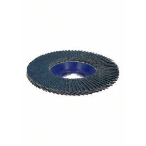 Lāpstveida slīpēšanas disks Bosch X-LOCK; Ø125 mm; P40