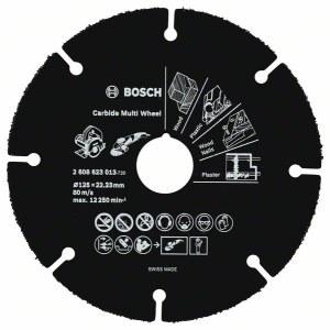 Griešanas disks kokam leņķa slīpmašīnām Bosch 2608623013; 125x1 mm