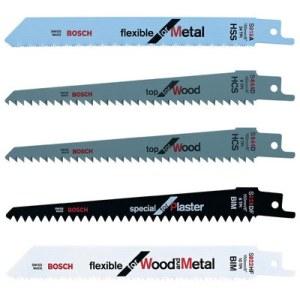 Zāģīšu komplekts Bosch F016800307; 5 gab.