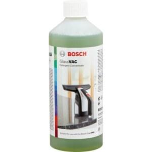 Stiklu mazgāšanas līdzeklis (koncentrāts) Bosch GlassVAC; 0,5 l