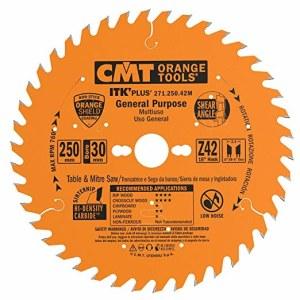 Griešanas disks kokam CMT 250x2,4x30; Z42; 18°