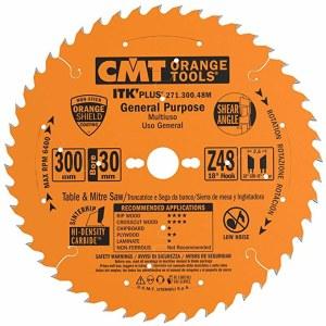 Griešanas disks kokam CMT 271.300.48M; d=300 mm