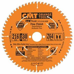 Griešanas disks kokam CMT 216x1,8x30; Z64; -5°