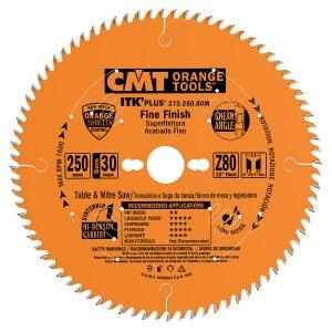 Griešanas disks kokam CMT 250x2,4x30; Z80; 12°