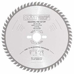 Griešanas disks kokam CMT 250x3,2x30; Z60; 10°