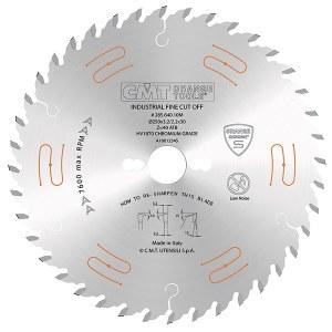 Griešanas disks kokam CMT 250x3,2x30; Z40; 15°