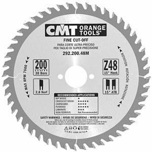 Griešanas disks kokam CMT 200x2,8x30; Z48; 15°