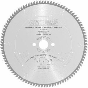 Griešanas disks alumīnijam CMT 297.096.12P; d=300 mm