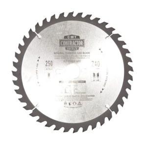 Пильный диск по дереву CMT K25040M-X05; d=250 mm; 1 шт.