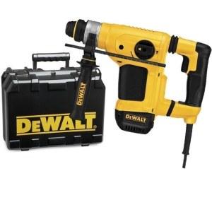 Atskaldāmurs DeWalt D25430K; 4,2 J; SDS-plus