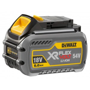 Akumulators DeWalt DCB 546; 18 V/54 V; 6,0 Ah; Li-ion