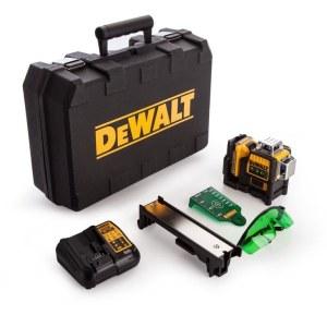 Lāzera nivelieris DeWalt DCE089D1G zaļš
