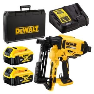 Skavotājs DeWalt DCFS950P2-QW; 18 V; 2x5,0 Ah akum.