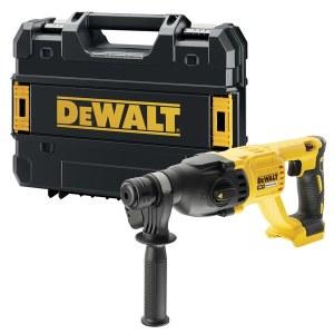 Perforators DeWalt DCH133NT; 2,6 J; SDS-plus; 18 V (bez akumulatora un lādētāja)