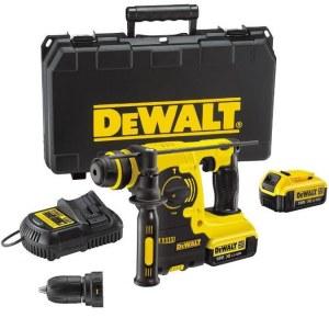 Akumulatora perforators DeWalt DCH254M2; 2,1 J; SDS-plus