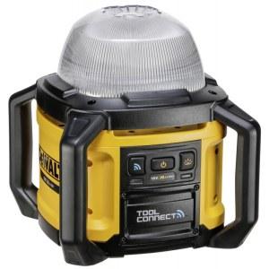 Lampa DeWalt DCL074-XJ; 18 V (bez akumulatora un lādētāja)