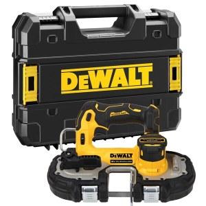 Lentzāģis DeWalt DCS377NT; 18 V (bez akumulatora un lādētāja)