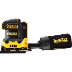 Orbitālā slīpmašīna DeWalt DCW200N-XJ; 18 V (bez akumulatora un lādētāja)
