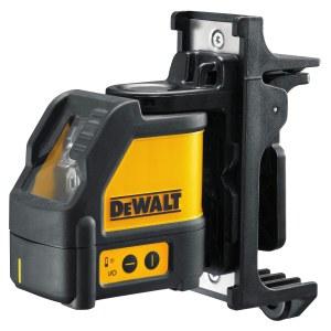 Krustveida lāzera nivelieris DeWalt DW088K