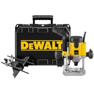 Frēze DeWalt DW621K; 1100 W