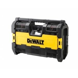 Radio uztvērējs DeWalt DWST1-75659-QW (bez akumulatora un lādētāja)