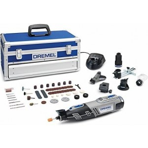 Daudzfunkciju instruments ar akumulatoru Dremel 8220 5/65 Platinum + 65 piederumi
