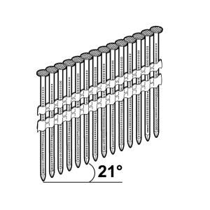 Naglas Essve; 3,1x90 mm; 21°; 1200 gab.