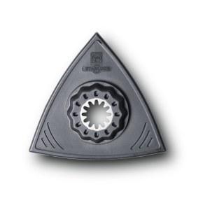 Trijstūrveida slīpēšanas paliktnis ar līpošu virsmu Fein 63806142220; 2 gab.