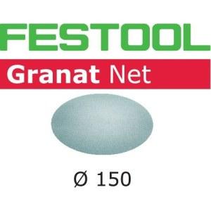 Slīpēšanas siets Festool STF 150 mm; P120; GR; 50 gab.