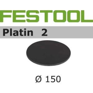 Smilšpapīrs ekscentra slīpmašīnai Platin 2; 150 mm; S1000; 15 gab.