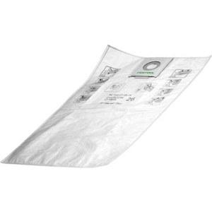 Auduma putekļu maiss putekļsūcējam Festool SC FIS-CT 48/5; 5 gab.