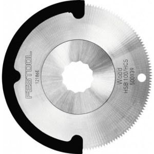 Apaļš zāģa asmens Festool HSB 100/HCS; 100 mm; 1 gab.