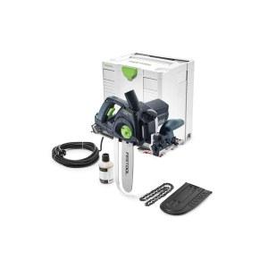 Ķēdes zāģis Festool UNIVERS SSU 200 EB-Plus; 1,6 kW; 20 cm sliede; elektrisks