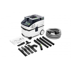 Putekļsūcējs Festool CT 15 E-set CLEANTEC