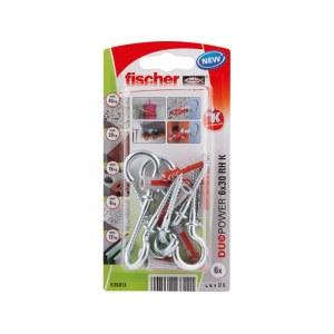 Tapa Fischer RH K NV; 6x30 mm