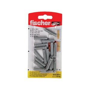 Tapa Fischer SX; 6x30 mm
