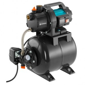 Hidrofors Gardena 3000/4 + Spiediena ūdens tvertne