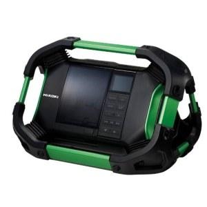 Radio uztvērējs HikokiUR18DSDL DAB/DAB+/FM/AM; 14,4-18 V (bez akumulatora un lādētāja)